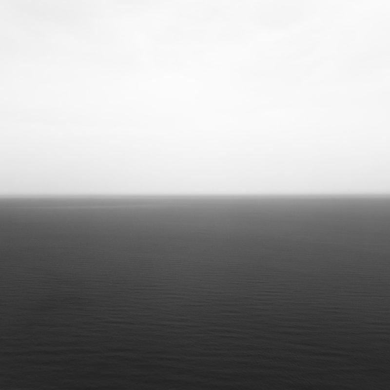 Hiroshi Sugimoto Arctic Ocean, Nord Kapp, 1990