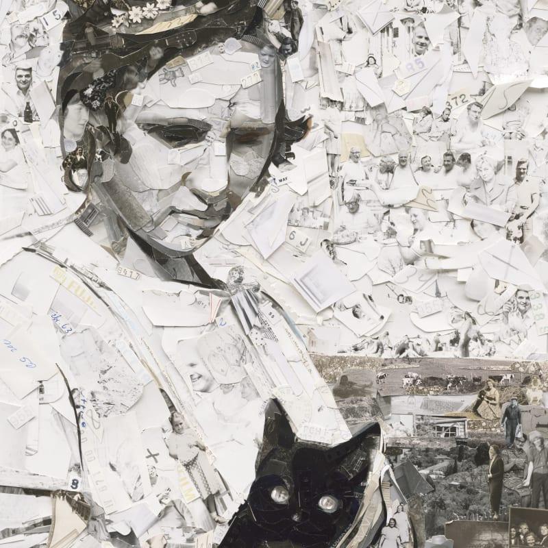 Vik Muniz  New Kitten (Album), 2014