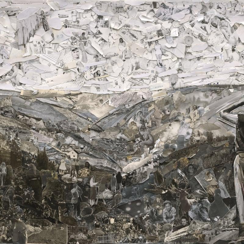 Vik Muniz, Over There (Album), 2014