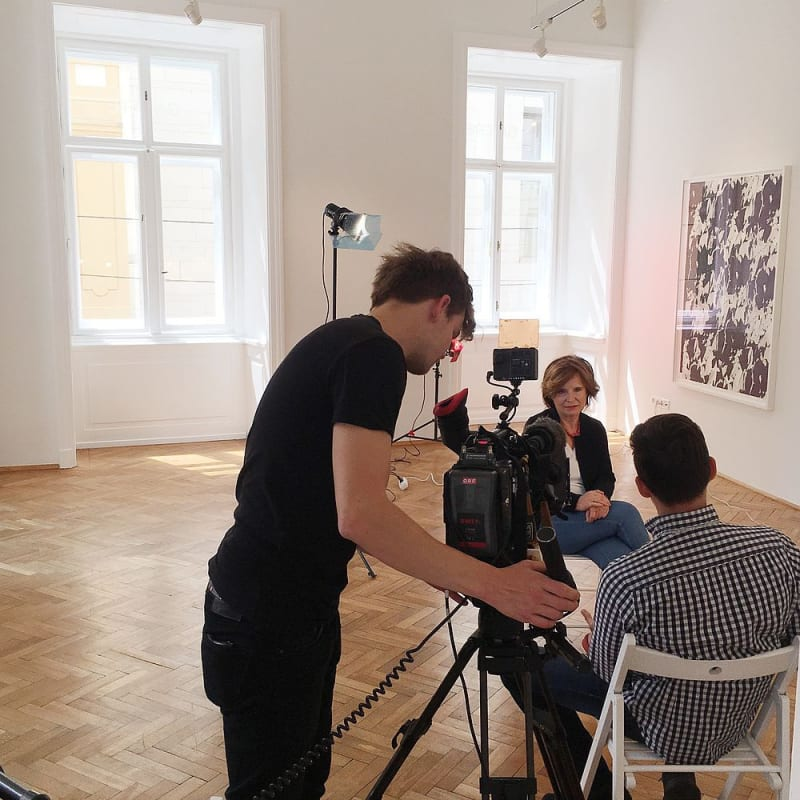 Interview with Dr. Edit Schlaffer