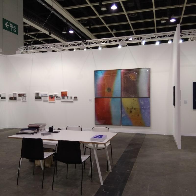 Booth View, Art Basel Hong Kong 2019
