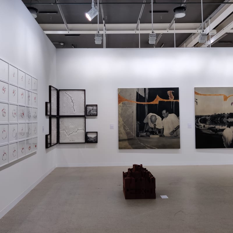 Art Basel 2019, Booth View