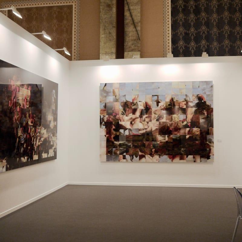 Booth View, Art Dubai 2014
