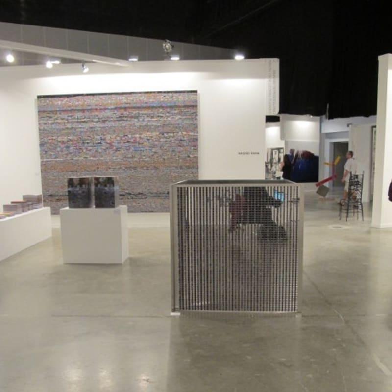 Booth View, Art Dubai 2011