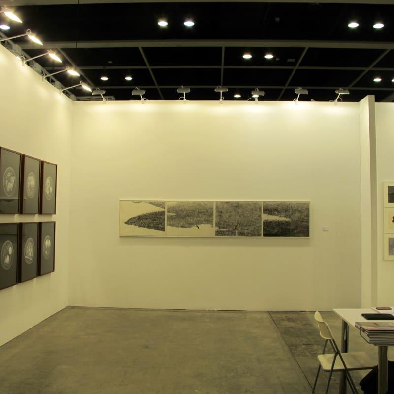 Booth View, Art Basel Hong Kong 2013