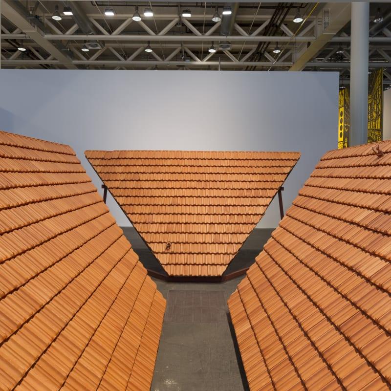 Installation View, L.N. TALLUR Veni, Vidi, Vici (I came, I saw, I conquered)