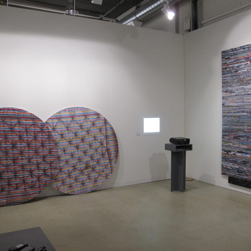 Booth View, Art Basel 2012 Unlimited