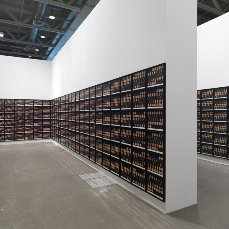 Installation View, JITISH KALLAT, Epilogue