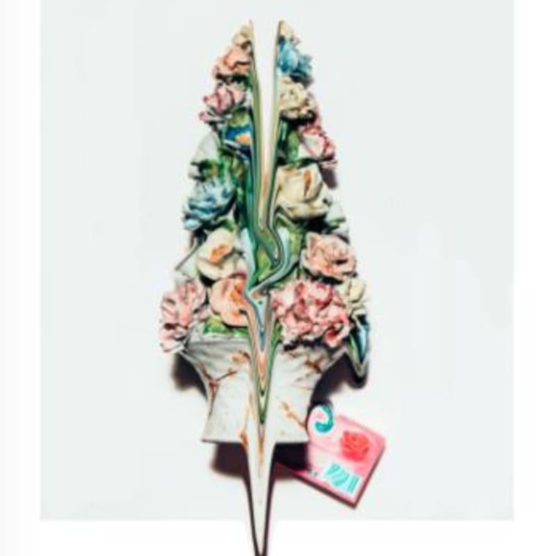 Everywhere We Shoot Flower Vase 2016