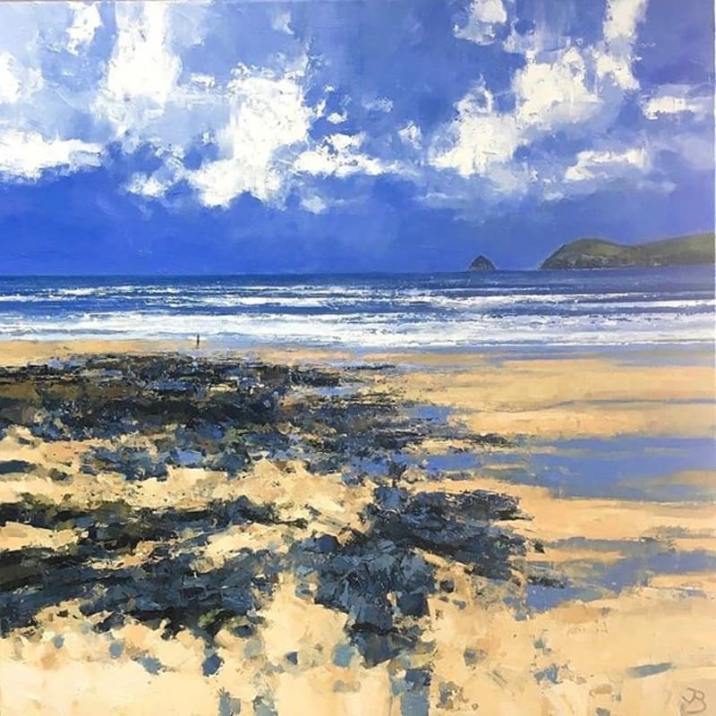 Photo by Cotswold Contemporary on March 26, 2020. Image may contain: cloud, sky, ocean, outdoor, nature and water