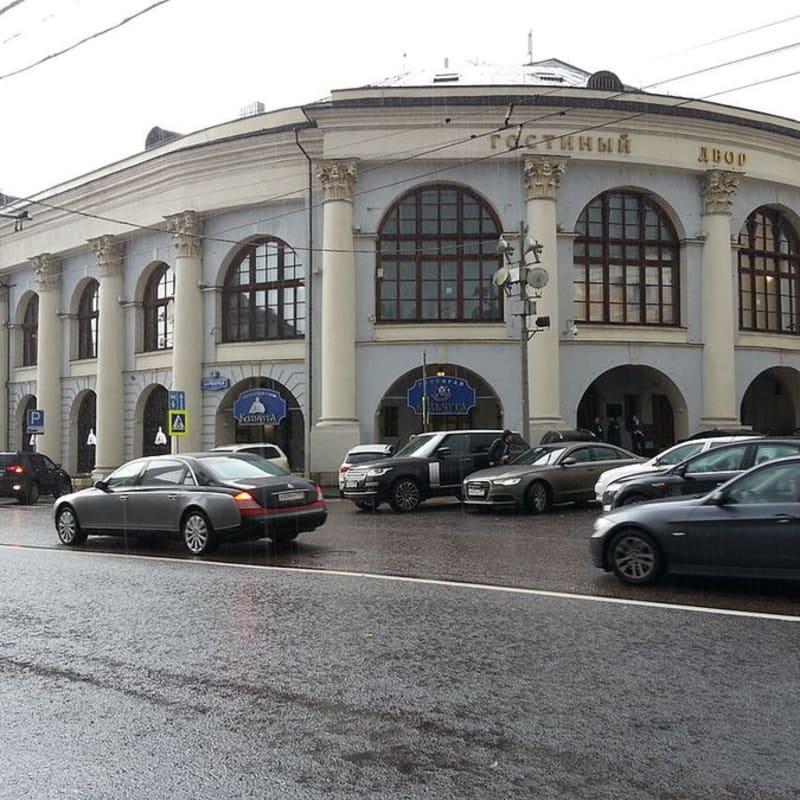 С 18 по 19 мая в Гостином дворе пройдёт первое арт-шоу современного искусства DA!MOSCOW