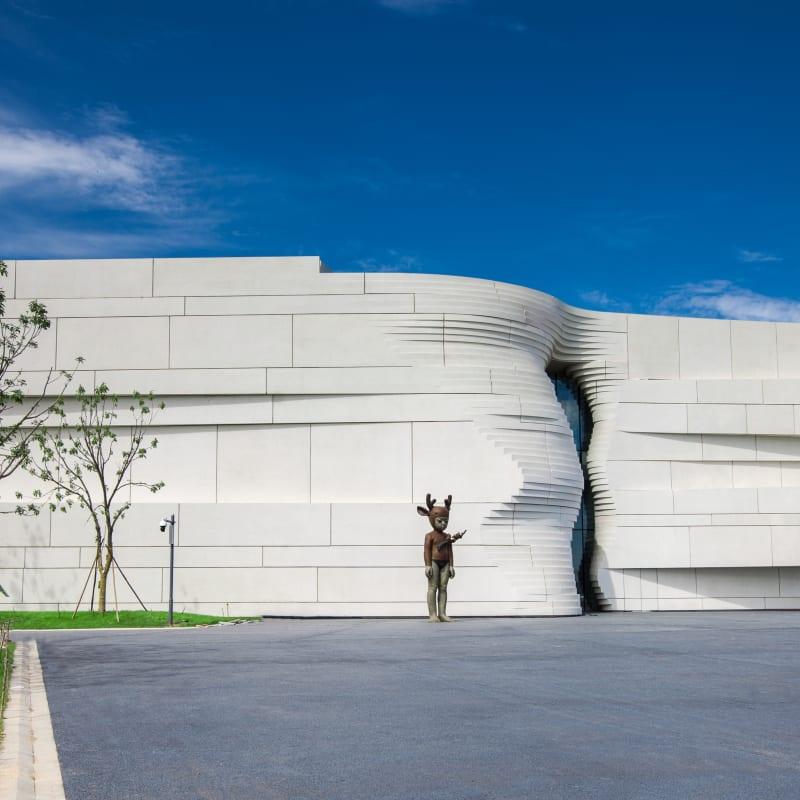 Moca Yinchuan museum