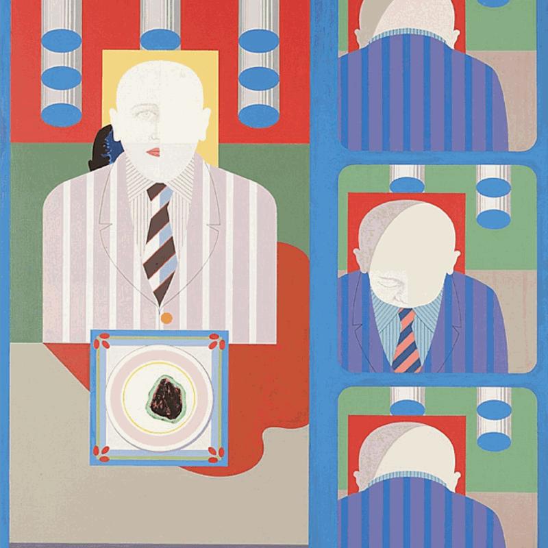 Virgilio Villalba, Alimentation 5, 1978