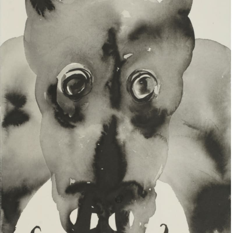 Barthelemy Toguo, Devil's Head No.14, 2009