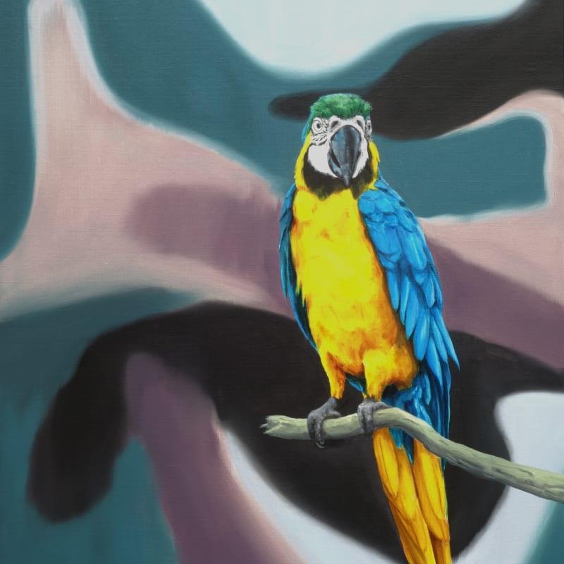 Romain Bernini, untitled (bird 2), 2017