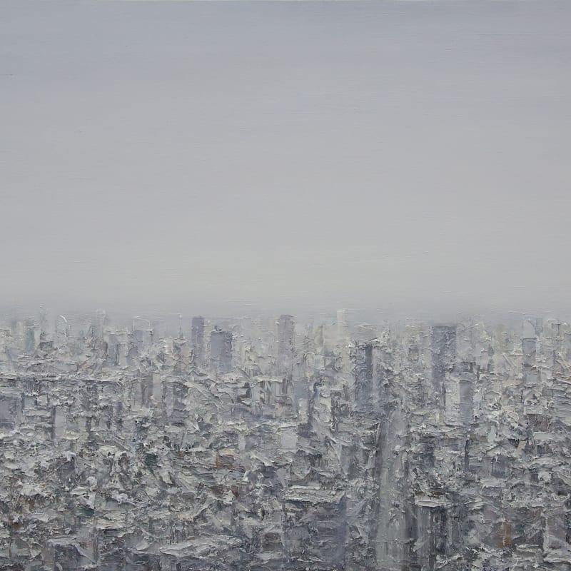 Wang Xiaoshuang, Invisible City 11, 2016