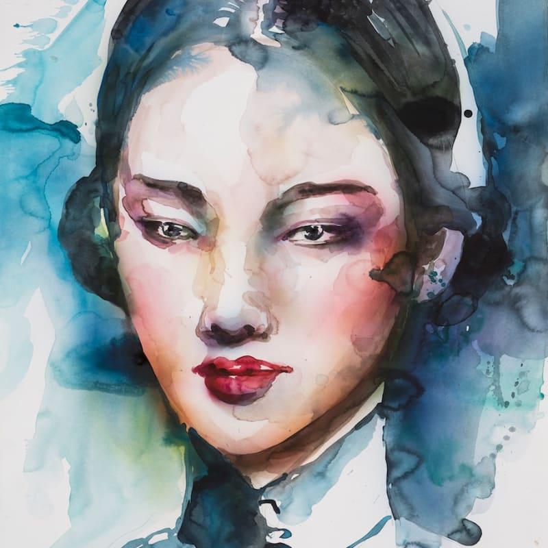 Ling Jian, Five Elements - Water, 2014