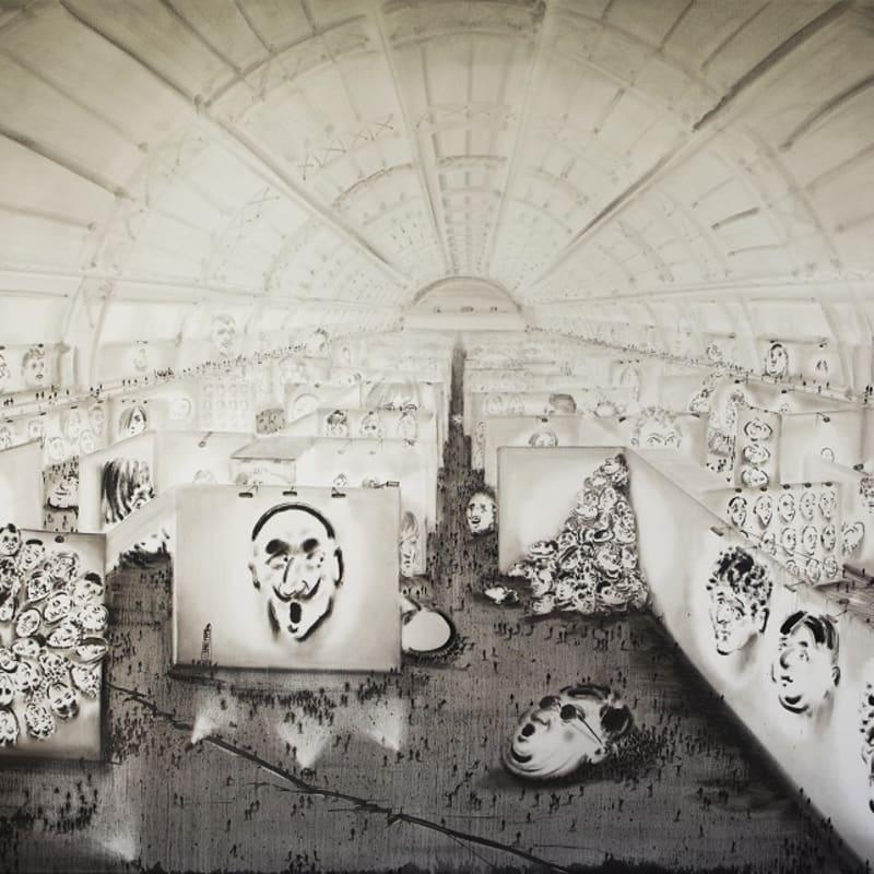 Lu Chao, Art Fair, 2015