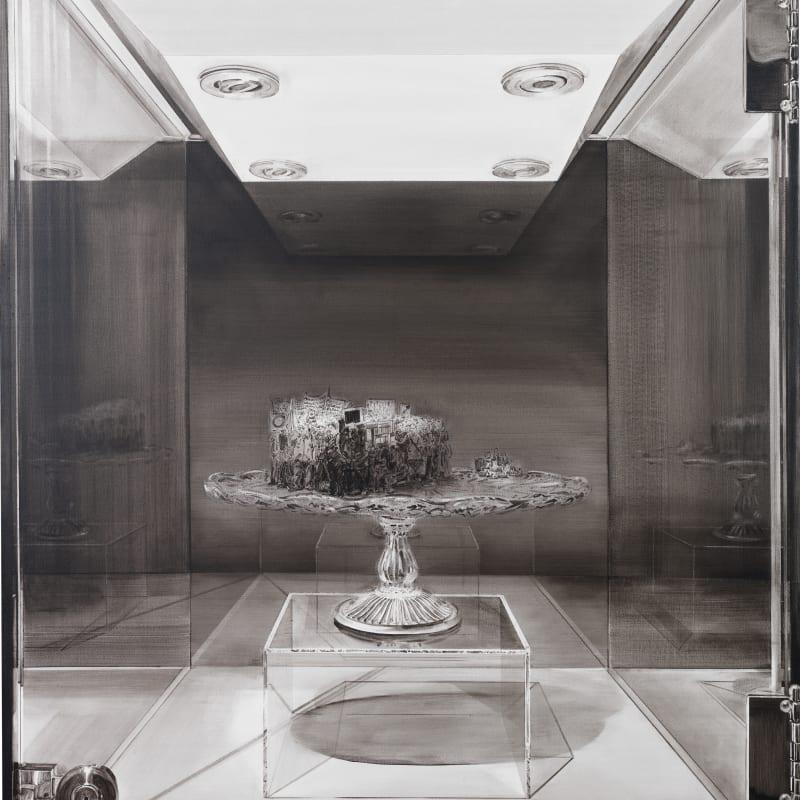 Lu Chao, Cabinet No.2, 2019