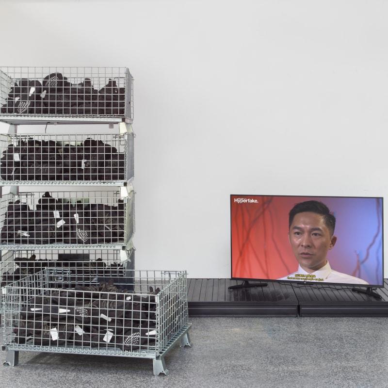 Li Jingxiong, Hyperfake, 2019