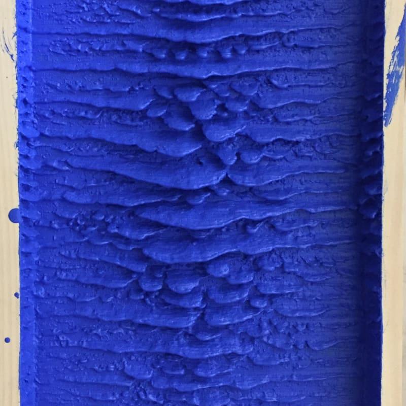 Martin Kline, Blue Belly, 2016
