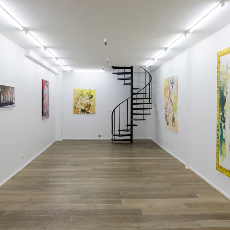 Installation view Husk Gallery