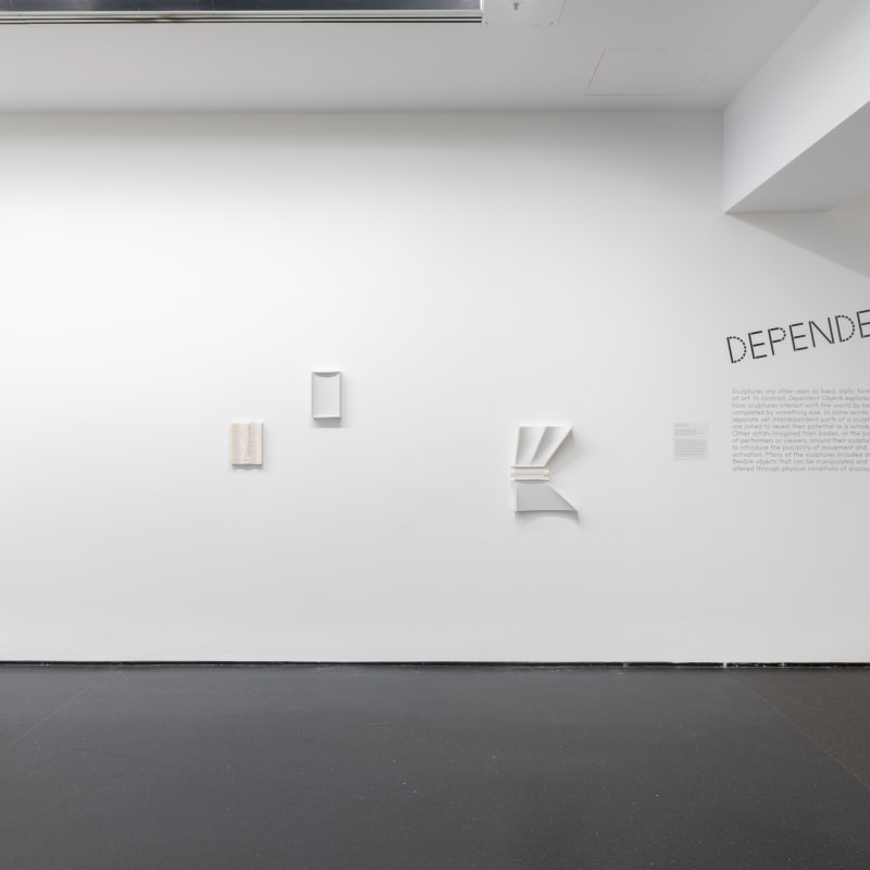 Installation view, Dependent Objects, MCA Chicago March 1 – August 1, 2021 Photo: Nathan Keay, © MCA Chicago