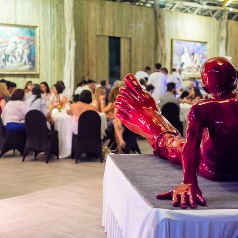 Sorpresa Event at Hotel Villa Caletas, Costa Rica