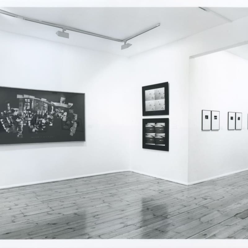 Another Focus, installation view, November 1989
