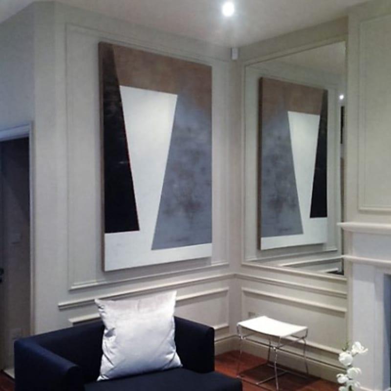Gwenyth Fugard, Corner 4, Private Residence, London