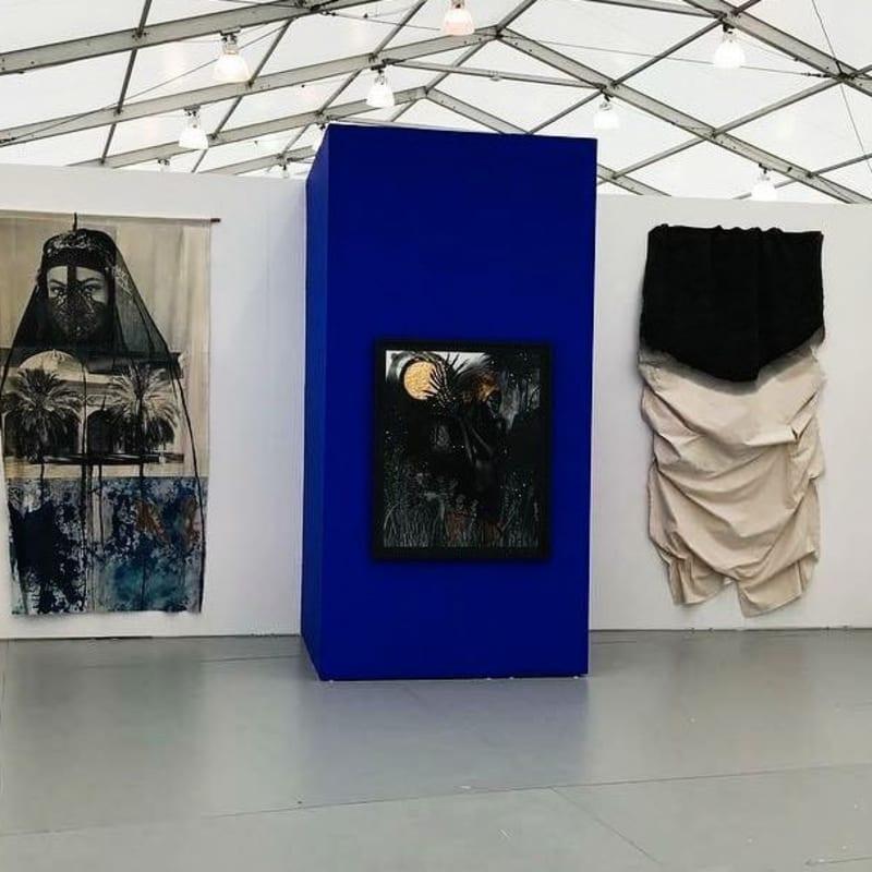 Untitled, Miami Beach installation view