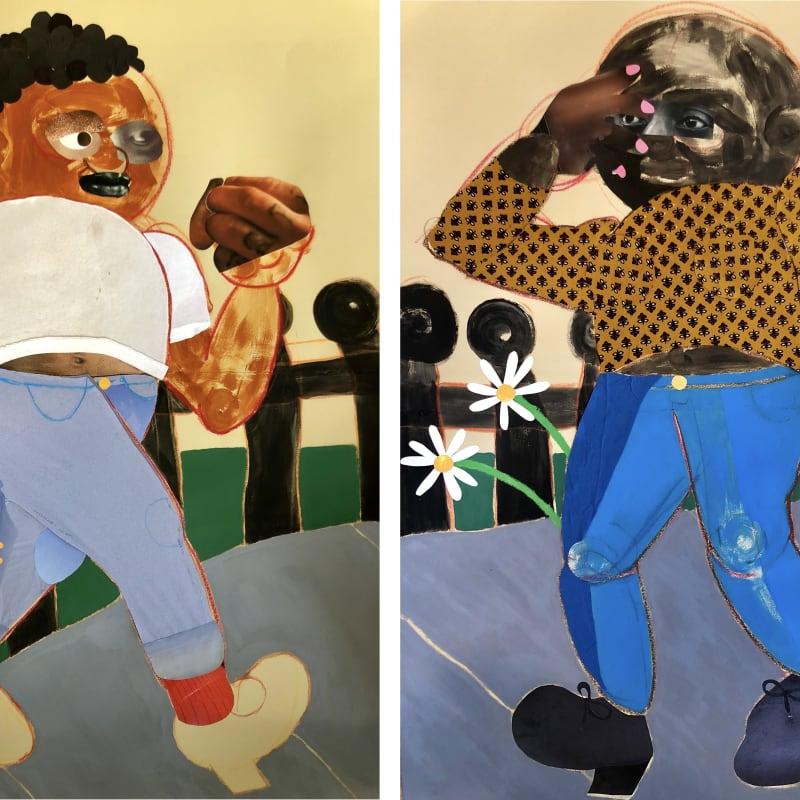 Clotilde Jiménez, La Traición, 2018. Courtesy of the Artist and Mariane Ibrahim Gallery