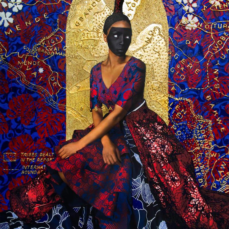 Lina Iris Viktor, Eleventh, 2017-18, Courtesy of the Artist and Mariane Ibrahim Gallery