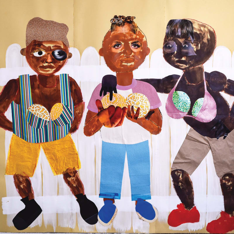 Clotilde JIménez, Fruity Boys, 2016.