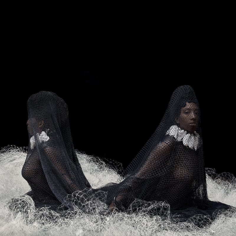 Ayana V. Jackson, Double Goddess... A Sighting in the Abyss, 2019.