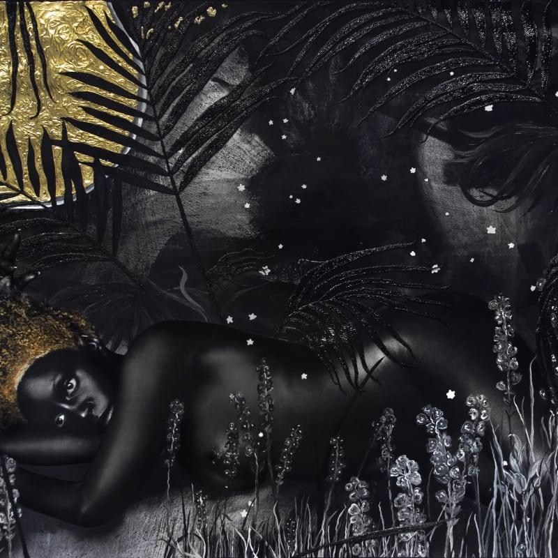 Lina Iris Viktor, Some Are Born to Endless Night — Dark Matter, 2018-19, Courtesy of the Artist and Mariane Ibrahim Gallery