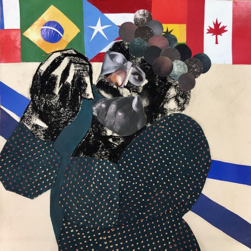 Clotilde Jimenez Peekaboo (Puerto Rico), 2019