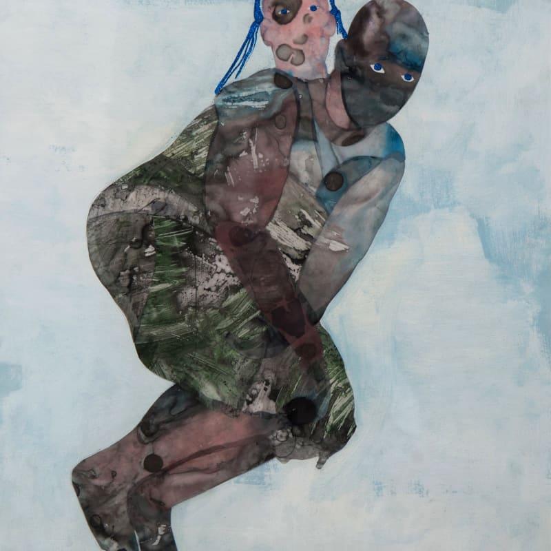 Florine Demosthene Wounds #3, 2018