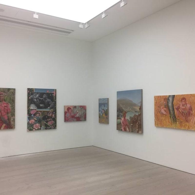 START Art Fair  at the Saatchi Gallery, London