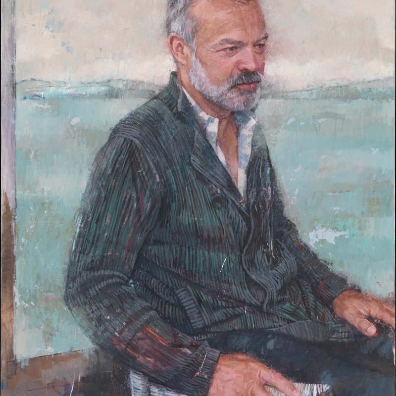 Gareth Reid: Portrait of Graham Norton