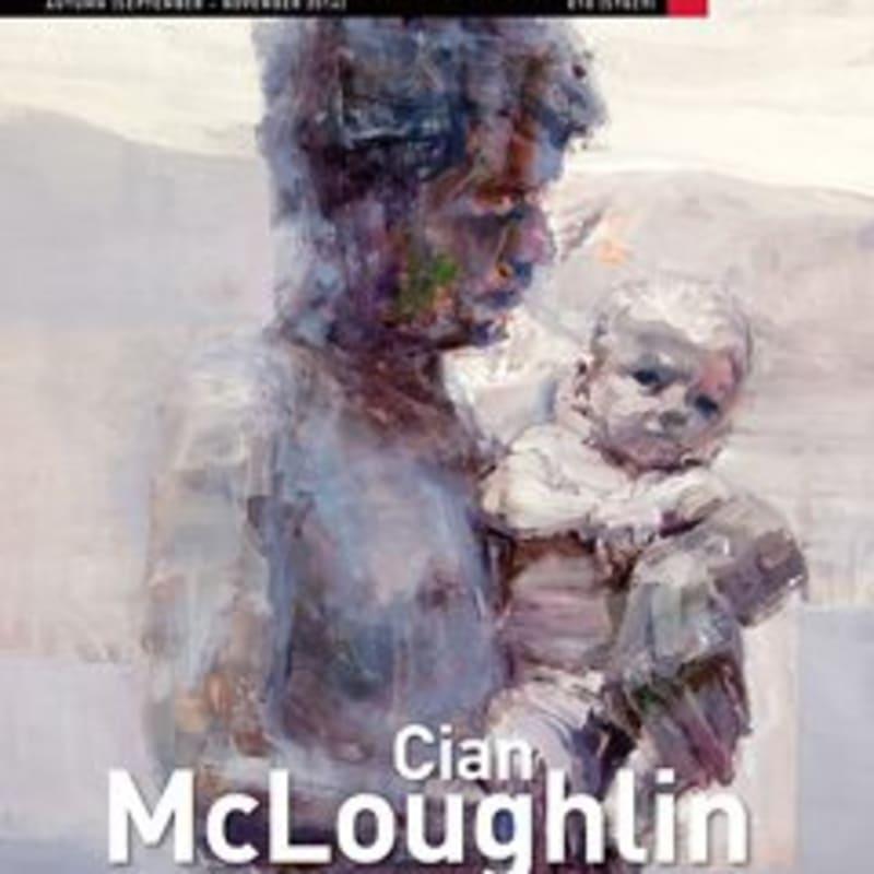 Cian McLoughlin in The Irish Arts Review