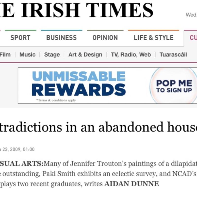 Home: Jennifer Trouton