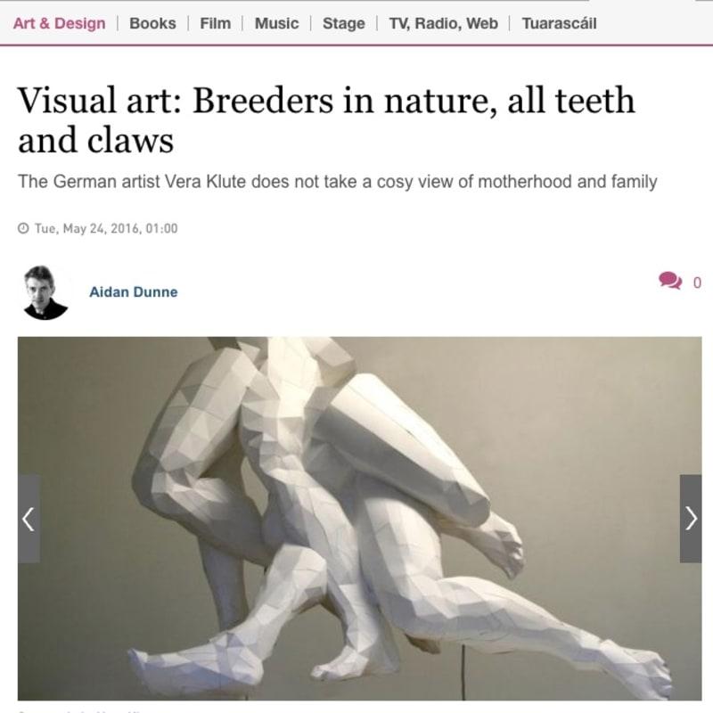 Breeding Ground: Vera Klute