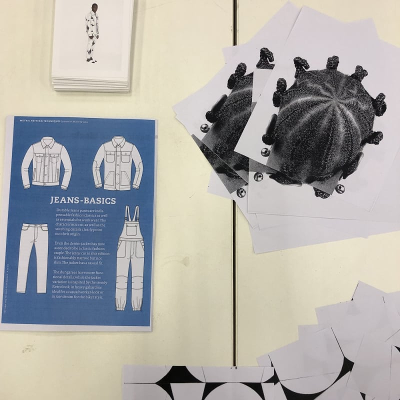 ENCLOTHED COGNITION, On collaboration