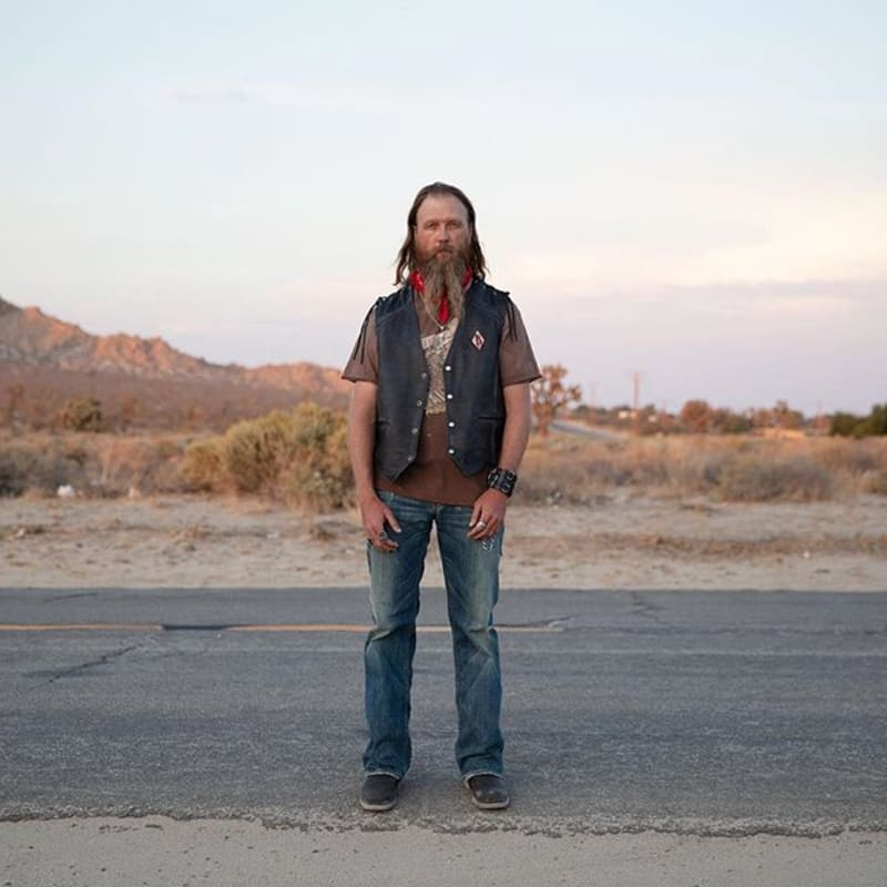 Chad, Four Acres Ranch, Palmdale, California #portrait #photography #portraitphotography #portraits #biker