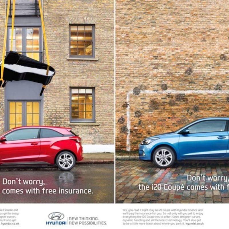 Paul Shoots Two New Hyundai i20 Ads For Innocean London