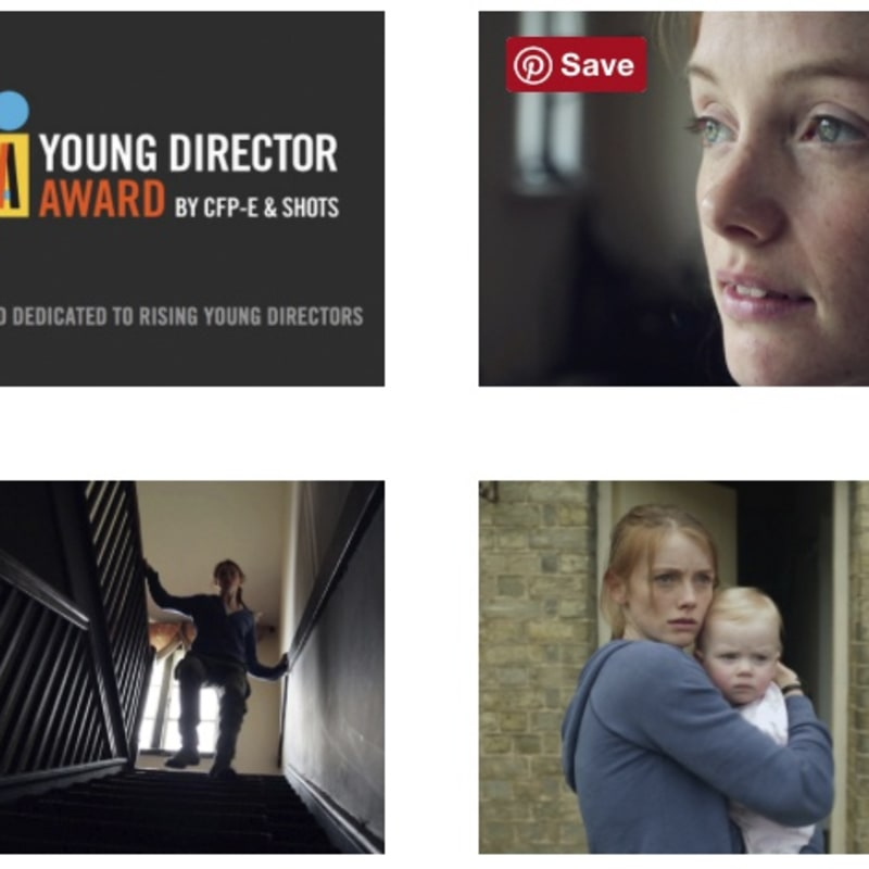 Nomination for Young Directors Award Cannes
