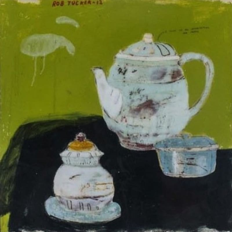 Rob Tucker, A Study Of An Interesting Tea Party, 2012