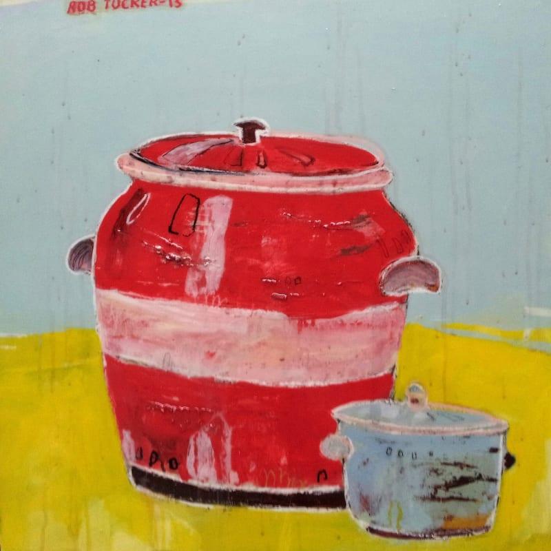 Rob Tucker, Untitled Pots, 2013