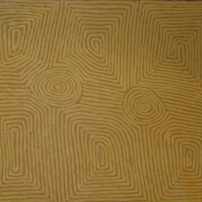 George Tjungurrayi, Untitled, 2013